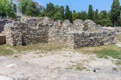 αρχαίες καταστροφές πόλεων στοκ φωτογραφίες