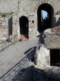 Αρχαίες καταστροφές της Πομπηίας Στοκ Φωτογραφία