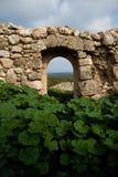 αρχαίες καταστροφές του Ισραήλ Στοκ Εικόνα