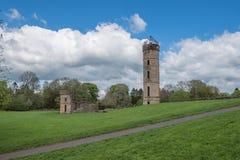 Αρχαίες καταστροφές του irvine Σκωτία Eglinton Castle στοκ εικόνες με δικαίωμα ελεύθερης χρήσης