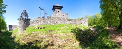 αρχαίες καταστροφές φρο& Στοκ φωτογραφία με δικαίωμα ελεύθερης χρήσης