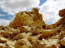 αρχαίες καταστροφές Στοκ Φωτογραφίες