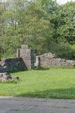 Αρχαίες καταστροφές Eglinton Irvine Σκωτία στοκ εικόνες