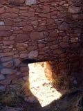 Αρχαίες καταστροφές Hovenweep στοκ εικόνα