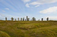 αρχαίες μόνιμες πέτρες Στοκ φωτογραφία με δικαίωμα ελεύθερης χρήσης