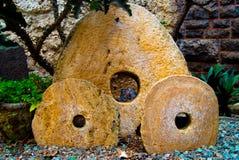 Αρχαίες πέτρες έρματος Στοκ εικόνες με δικαίωμα ελεύθερης χρήσης