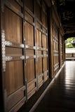 αρχαίες πόρτες Στοκ εικόνες με δικαίωμα ελεύθερης χρήσης