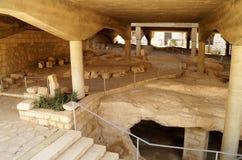 αρχαίες τακτοποιήσεις &al στοκ φωτογραφία
