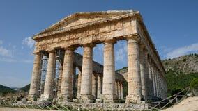 Αρχαίοι Έλληνες στη Σικελία στοκ εικόνες με δικαίωμα ελεύθερης χρήσης
