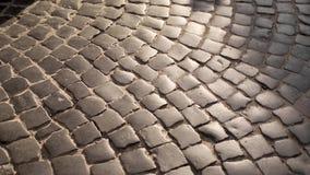 Αρχαίοι δρόμοι της όμορφης πόλης φιλμ μικρού μήκους