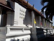 Αρχαίοι ναοί σε Ayutthaya, Ταϊλάνδη στοκ εικόνες