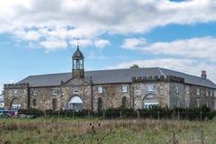 Αρχαίοι σταύλοι Eglinton Castle Irvine Σκωτία στοκ εικόνα με δικαίωμα ελεύθερης χρήσης