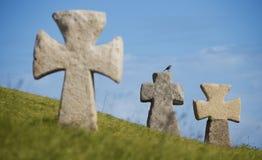αρχαίοι τάφοι Στοκ Φωτογραφίες