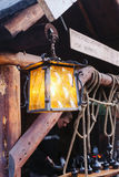 αρχαίος λαμπτήρας Στοκ Φωτογραφίες