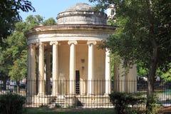 αρχαίος ελληνικός ναός λ στοκ εικόνα με δικαίωμα ελεύθερης χρήσης