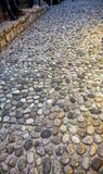 Αρχαίος η οδός στο Μοστάρ στοκ φωτογραφία με δικαίωμα ελεύθερης χρήσης