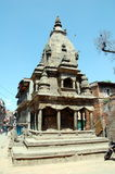 Αρχαίος ινδός ναός σε Patan Στοκ φωτογραφίες με δικαίωμα ελεύθερης χρήσης