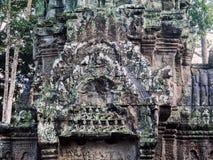 Αρχαίος ινδός ναός σύνθετος στην Καμπότζη Στοκ Φωτογραφία