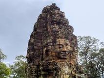 Αρχαίος ινδός ναός σύνθετος στην Καμπότζη Στοκ φωτογραφίες με δικαίωμα ελεύθερης χρήσης