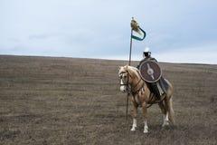 Αρχαίος ιππέας Στοκ Φωτογραφία