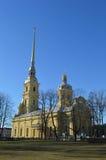 αρχαίος καθεδρικός ναός Στοκ Φωτογραφία