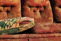 Αρχαίος καναπές Στοκ Εικόνες