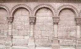 αρχαίος κύκλος archs Στοκ Φωτογραφία