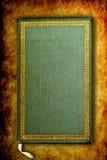αρχαίος μπροστινός μυστικός παλαιός κάλυψης βιβλίων Στοκ φωτογραφίες με δικαίωμα ελεύθερης χρήσης