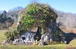 Αρχαίος ναός σε Musser Αμπχαζία Στοκ Εικόνα