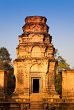 αρχαίος ναός angkor wat Στοκ Εικόνες
