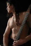 αρχαίος πολεμιστής στοκ φωτογραφίες