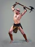 αρχαίος πολεμιστής Στοκ φωτογραφία με δικαίωμα ελεύθερης χρήσης