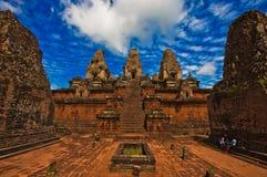 Αρχαίος προ ναός Rup σε Angkor Στοκ εικόνα με δικαίωμα ελεύθερης χρήσης
