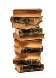 αρχαίος πύργος βιβλίων Στοκ εικόνες με δικαίωμα ελεύθερης χρήσης