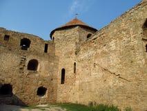 Αρχαίος πύργος κάστρων Στοκ Εικόνα