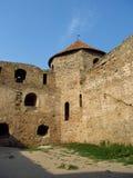 Αρχαίος πύργος κάστρων Στοκ Εικόνες