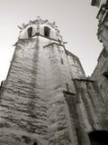 Αρχαίος πύργος καθεδρικών ναών Στοκ Εικόνες