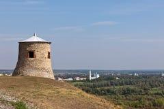 αρχαίος πύργος Στοκ Εικόνες