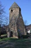 αρχαίος πύργος szigliget Στοκ Εικόνες