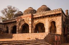 Αρχαίος τάφος στον κήπο Lodhi στοκ φωτογραφίες