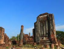 Αρχαίος ταϊλανδικός ναός Στοκ φωτογραφία με δικαίωμα ελεύθερης χρήσης