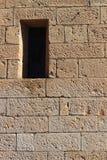 Αρχαίος τοίχος πετρών στην Ιταλία Στοκ φωτογραφία με δικαίωμα ελεύθερης χρήσης