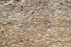 Αρχαίος τοίχος πετρών στοκ εικόνα