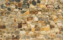 Αρχαίος τοίχος Στοκ φωτογραφία με δικαίωμα ελεύθερης χρήσης