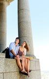 Αρχαίος τουρισμός μνημείων στοκ φωτογραφίες με δικαίωμα ελεύθερης χρήσης
