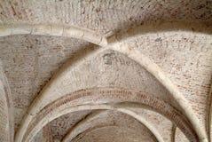 αρχαίος υπόγειος θάλαμ&omicr Στοκ Εικόνες