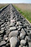 αρχαίος δρόμος Στοκ εικόνες με δικαίωμα ελεύθερης χρήσης