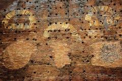 αρχαίος antica τοίχος καταστ&rho Στοκ Εικόνες