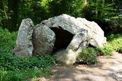 αρχαίος megalithic τάφος Στοκ Εικόνες