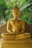 Αρχαίο άγαλμα Λόρδου Βούδας στην Ταϊλάνδη Στοκ φωτογραφία με δικαίωμα ελεύθερης χρήσης